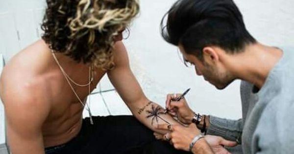 Toni Mahfud And Jay Alvarez Tatuajes Antebrazo Tatuajes Antebrazo