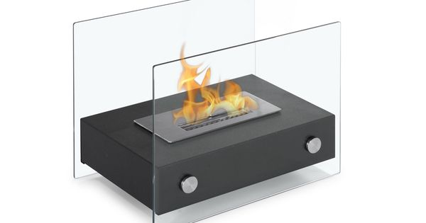Portable Tabletop Fireplace