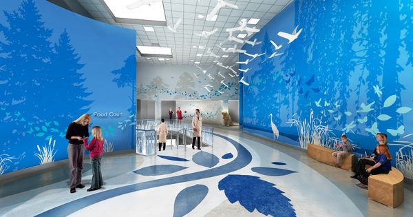 Columbus Children S Hospital New Design The Pond