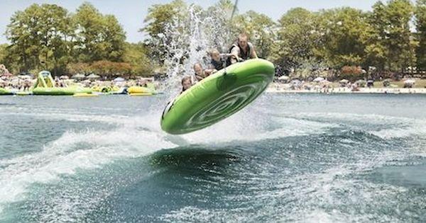 Beaches Near Atlanta Robin Lake Beach Callaway Resort Gardens Water Skiing Georgia Beaches Inflatable Water Park