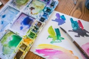 Recommended Supplies For Watercolour Angela Fehr Watercolor