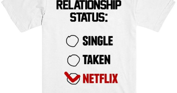 my relationship status netflix oreos and sweatpants shirt
