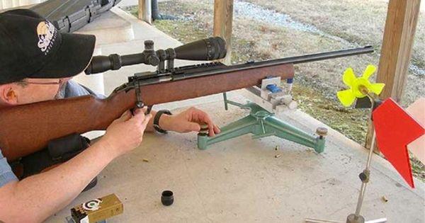 Benchrest Shooting Technique: Tips On Vintage Benchrest Shooting