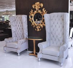 Baroque High Back Chair High Back Chairs Living Room Chairs Home Decor Furniture High back living room chair