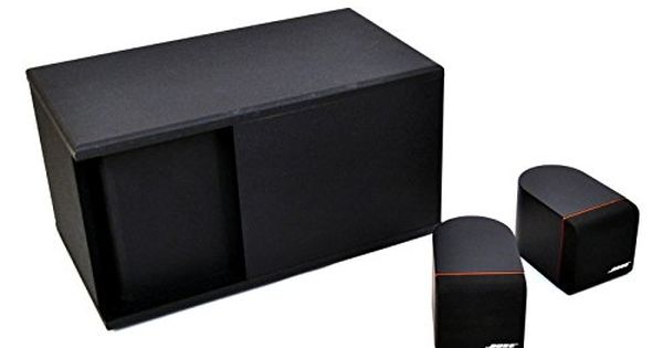 Introducing Bose Acoustimass 3 Series III Speaker System