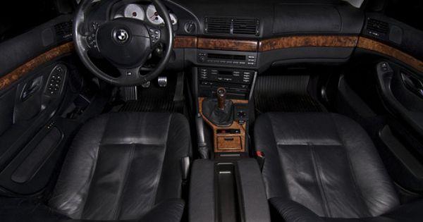 540i Interior E39 Bmw 6spd Bmw Bmw E39 Bmw Old