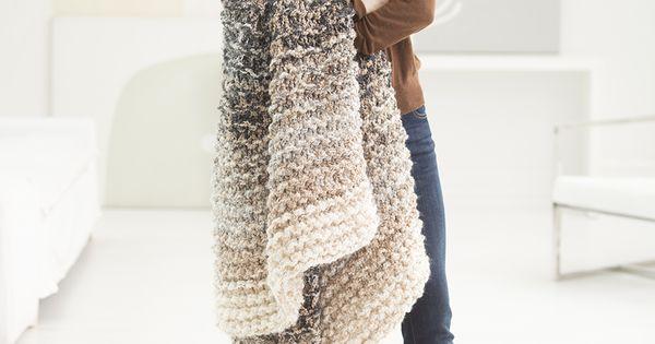 Big Knits, Big Kits! 3 New Size 50 Needle Afghan Patterns ...