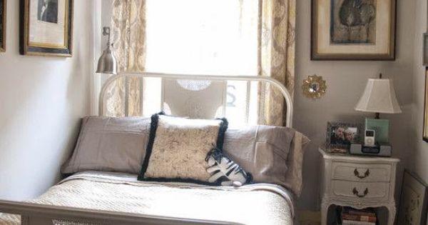 15 dormitorios peque os muy acogedores habitat for Habitat decoracion