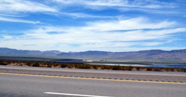 Solarfarm Lasvegas Nevada Natural Landmarks Solar Farm Nevada
