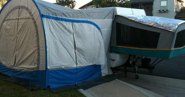 Coleman Fleetwood Screen Room Pop Up Camper Pop Up Tent Trailer Fleetwood Pop Up Camper