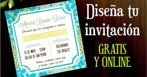 Diseno De Invitaciones De Cumpleanos