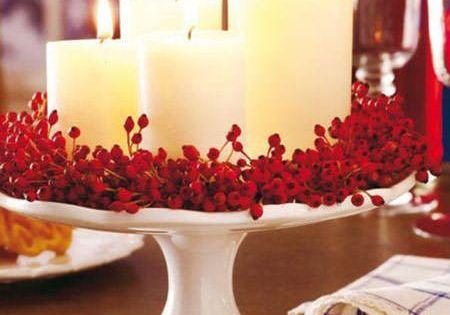 Ideas originales para decorar la casa en navidad mesas for Ideas originales para decorar en navidad