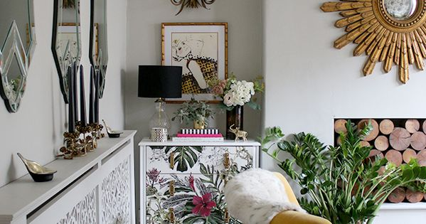 how to make a dark room brighter