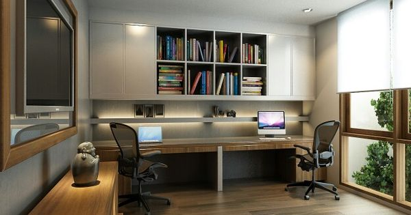 Study room design interior pinterest study room for Ideal home study room