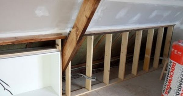 Storage For The Playroom Under The Eaves Wohnen