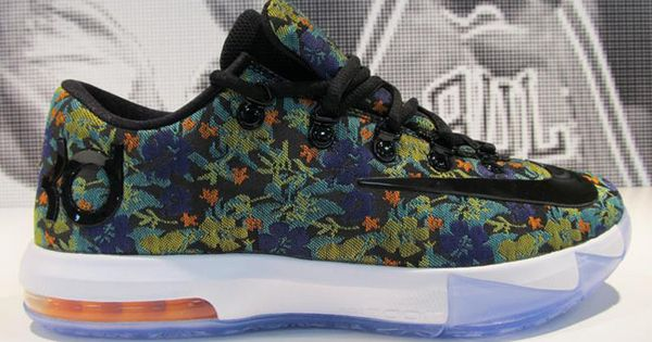 nike kd vi ext qs floral release date casual shoes