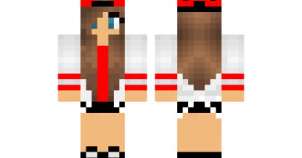 Minecraft skin cool tenager girl minecraft skins - Cool girl skins for minecraft pe ...