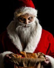 Santa Claus Innocent Fantasy Or Harmful Lie Scary Christmas Creepy Christmas Scary Holiday