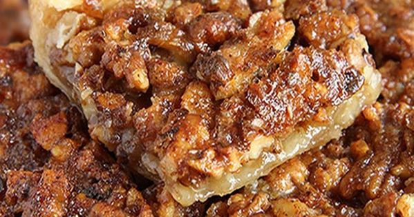 Easy Pecan Pie Bars | Pecan Pies, Easy Pecan Pie and Pecans