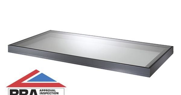 Flushglaze Rooflight Roof Light Flat Roof Roof Skylight