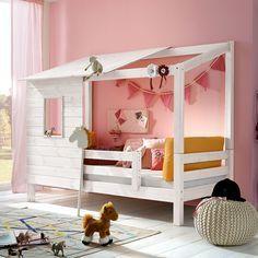 Abenteuer Bett Kids Paradise Fur Madchen Inklusive Roll Lattenrost Kinder Zimmer Bett Kinderzimmer Kinderzimmer