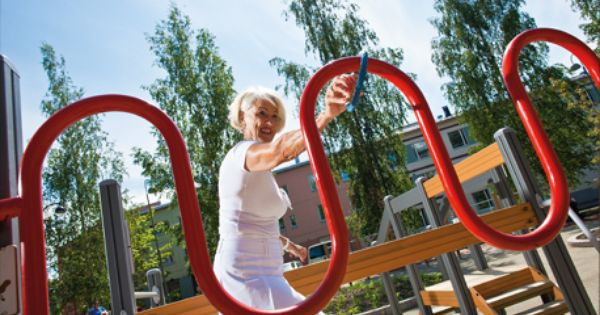 The Rise Of Playgrounds For Senior Citizens Playground Senior Citizen Playground Design