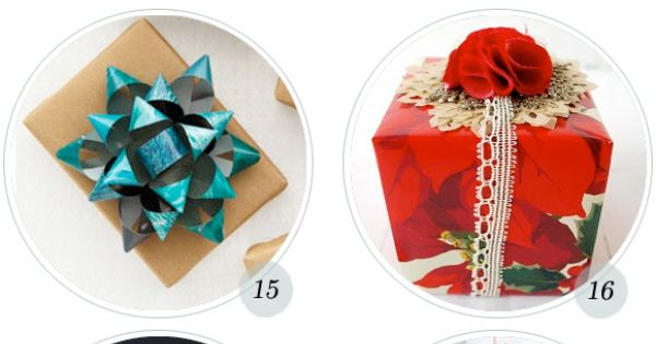 Holiday Roundup: 20 Great Gift Wrapping Ideas - Home - Creature Comforts