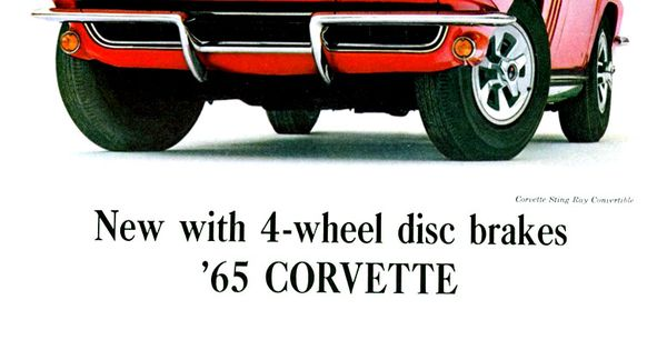 Burke Motor Group Dedicated To Auto Photo Corvette Ads