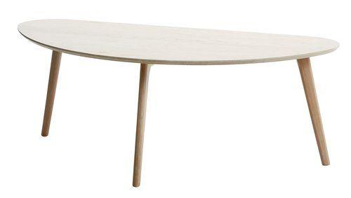 Soffbord Lejre 60x120 Cm Ek Jysk Soffbord Kaffebord Tabeller