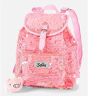 Tween Girls Mini Backpacks Emoji Initial More Justice Girls Bags Girly Bags Tween Girls Bags