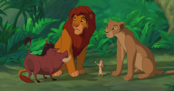 the lion king simba and nala
