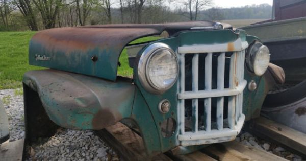 Your Place To Buy And Sell All Things Handmade Jeep Rat Rod Rat