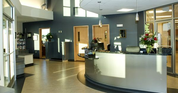 All Pets Medical Center Veterinary Hospital Reception Area Hospital Design Design Hospital Reception