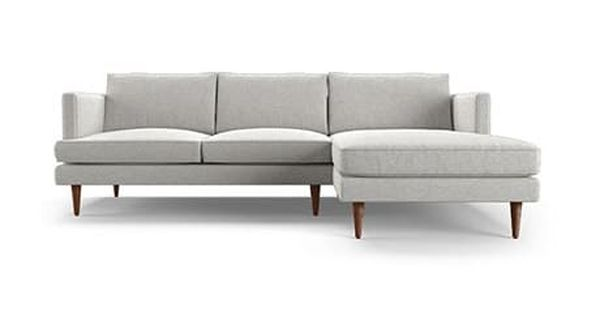 Preston Sectional Custom Sectional Sofa Sectional Sofa Couch Sectional
