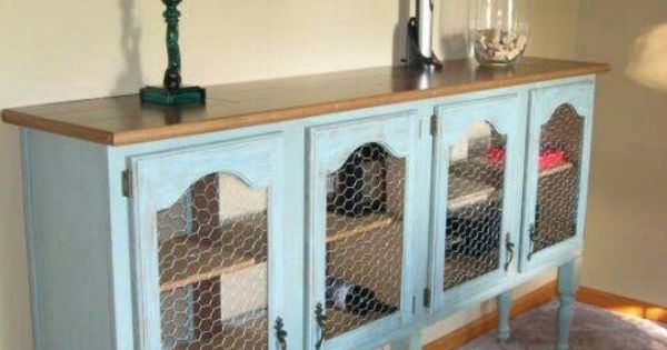 Repurposing Upper Kitchen Cabinets