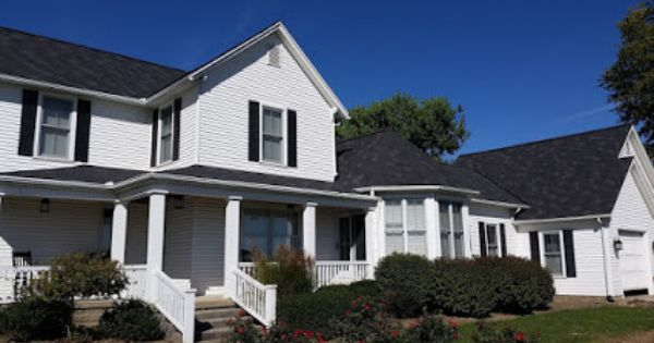 Sherriff Goslin Roofing Richmond In Google Roofing House Styles Outdoor Decor