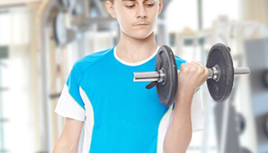 Weight Lifting and Strength Training Tips for Teens - WebMD