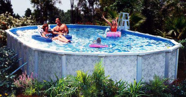 12 39 x24 39 x 52 oval above ground pool kit splash for In ground splash pools