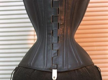 Locking Corset Corset Corsets And Galleries