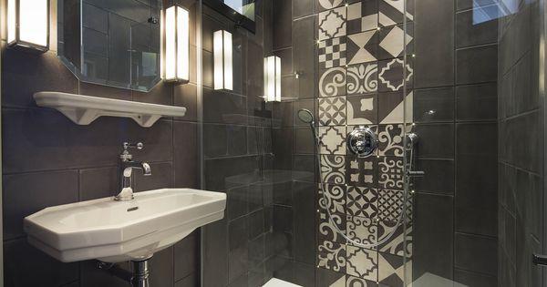 visite d co l 39 h tel fabric paris carrelage de ciment. Black Bedroom Furniture Sets. Home Design Ideas