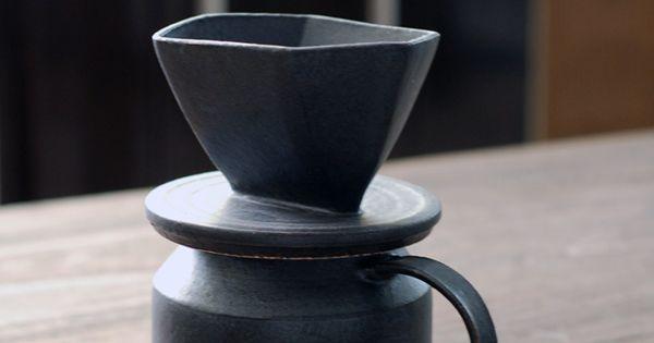 That form. My god. ceramic coffee maker Senior thesis Pinterest Ceramics, Studios and ...
