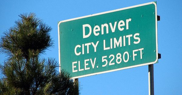 5 280 Ft Denver Co Colorado Colorado Attractions Mile High City Denver