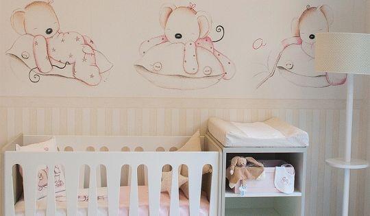 Murales habitacion bebe - Murales habitaciones infantiles ...