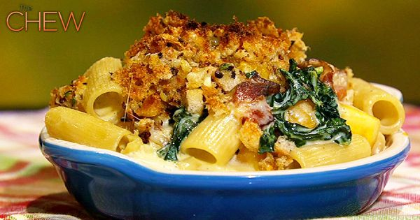Bo's absolute FAVE!! the chew | Recipe | Michael Symon's Trick Or