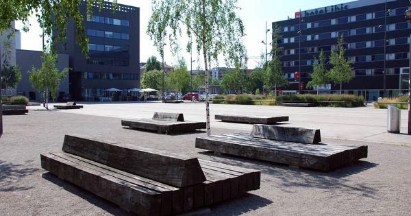 Lounge furniture turbinenplatz z rich switzerland public for Outdoor furniture zurich
