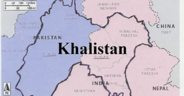 West Punjab East Punjab We Want Our Khalistan How To