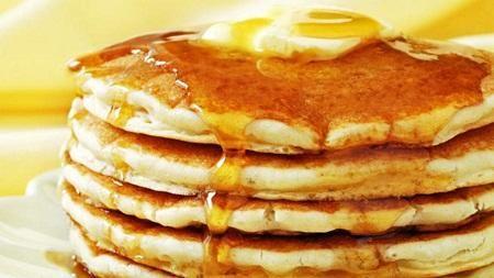 Resep Membuat Pancake Sederhana Empuk Dan Lembut Resep Makanan Resep Masakan
