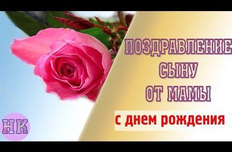 Prikolnoe Pozdravlenie S Dnem Rozhdeniya Synu Youtube S Dnem