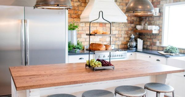 Island Lighting For The Kitchen Hgtv S Fixer Upper With