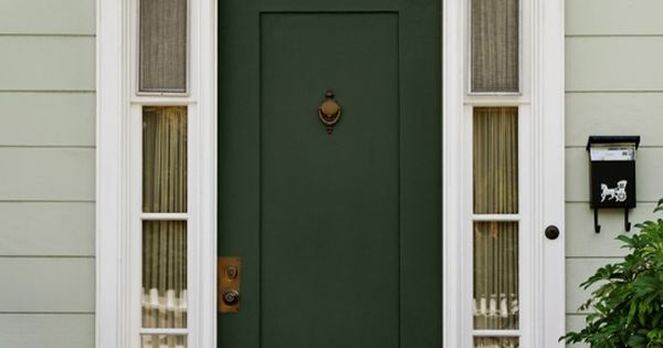 Wondrous Its Too Trendy For Such A Commitment But How Awesome Would A Mint Grey Exterior Be With A Door Handles Collection Olytizonderlifede